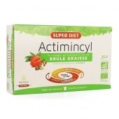 SuperDiet Actimincyl Bio Amp 20x15ml