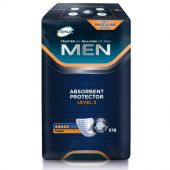 Tena men protector absorbente level 3