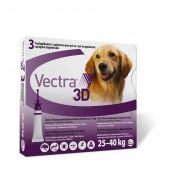 Vectra 3d Solution spot-on chien pipette 3x4,7ml