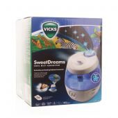 Vicks SweetDreams humidificateur à brume fraîche