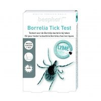 Beaphar Pro Borrelia Tick test tekentest Kit 1 stuks - thumbnail