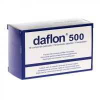 Daflon 500mg Impexeco Tabletten 90 stuks - thumbnail