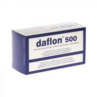 Daflon 500mg Pi-Pharma Tabletten 90 stuks - thumbnail