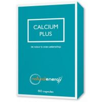 Natural Energy Calcium plus Capsules 60 stuks - thumbnail