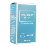Natural Energy Magnesium extra  Capsules 60 pièces - thumbnail