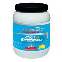 Performance Carbo Energizer lemon Poeder 750g - thumbnail