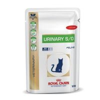 Royal Canin urinary S/O chat poulet Sachet 100g - thumbnail