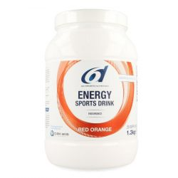 6D Energy Sports drink bloedsinaasappel Poeder 1300g