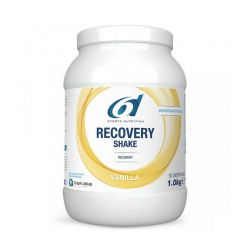 6D Recovery Shake vanille Poudre 1000g