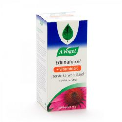 A.Vogel Echinaforce vit C tabletten Tabletten 45 stuks