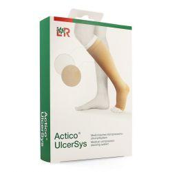 Actico Ulcersys beige-blanc XXL 1 pièces
