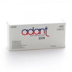 Adant 2,5ml Injection 3 pièces