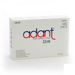 Adant 2,5ml Injection 5 pièces