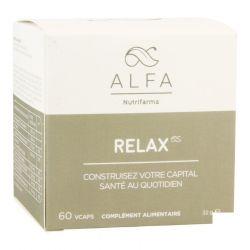 Alfa Relax Capsules 60 pièces