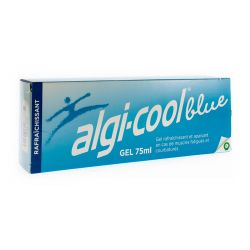Algi cool blue gel Gel 75ml