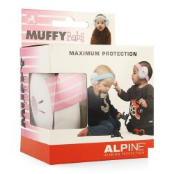 Alpine Muffy Baby rose 1 pièces