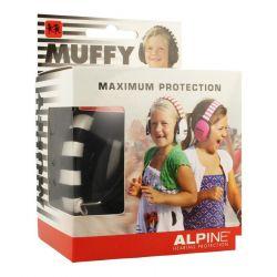 Alpine Muffy kids zwart 1 stuks