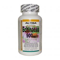 Altisa Echinacea 900mg Super complex Tabletten 60 stuks