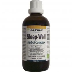 Altisa Sleep Well Herbal Complex Oplossing 100ml