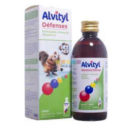 ALVITYL Defensas Ice Age Jarabe  240ml