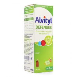Alvityl Défenses  Sirop 240ml