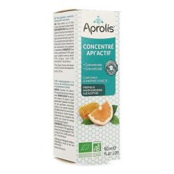 Aprolis Bio Concentré Api Actif  Solution 60ml