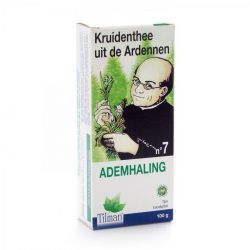 Ardennen thee nr 7 Ademhaling Thee 100g