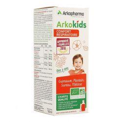 ArkoKids Bio Ademhalingsconfort Siroop 100ml