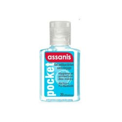 Assanis pocket gel Gel 20ml