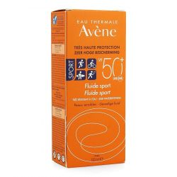 Avène Sun Sports FPS 50+ Fluide 100ml