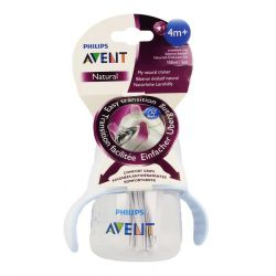 Avent Natural biberon évolutif 4m+ 150ml