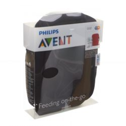 Avent thermabag zuigfles duo 1 stuks