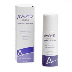 Avoyd Original Serum hervulbare roll-on man/vrouw Serum 90ml