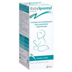 BabySpasmyl Solution orale 30ml