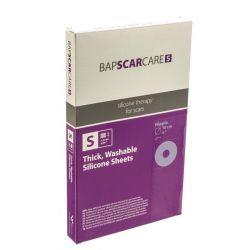 Bap Scar Care S mamelon 10 cm Sparadrap en silicone 4 pièces
