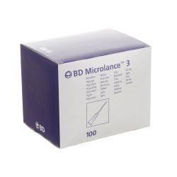 BD Microlance Nadeln 1,2x40mm rosa 100 Stück