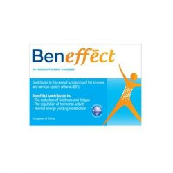 Beneffect Capsules 20 pièces