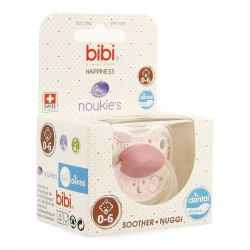 Bibi Happiness dental Noukie lola 0-6 1 pièces