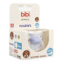 Bibi Happiness dental Noukie paco 0-6 1 pièces