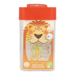 Bibi Zuigfles Happiness Play with us Natural 0-2m  120ml