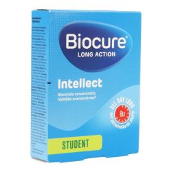Biocure Intellect LA Student Tabletten 40 stuks