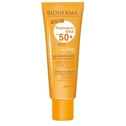 Bioderma Photoderm aquafluide claire SPF50+ Fluide 40ml