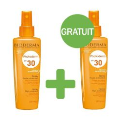 Bioderma Photoderm spray SPF30 promopack Espray 2x200ml