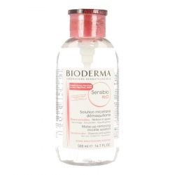 Bioderma Sensibio H2O Micellair water pompfles Micellaire oplossing 500ml