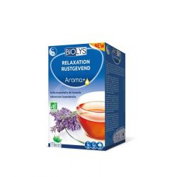 Biolys Aroma+ Relaxation Infusettes 20 pièces