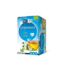 Biolys Cholestérol Infusettes 24 pièces