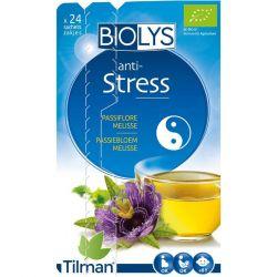 Biolys Estrés Bolsas de té 24 unidades