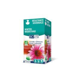 Biolys té de hierbas canela-echinacea Bolsas de té 20 unidades