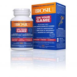 Biosil On your game Capsules 180 pièces