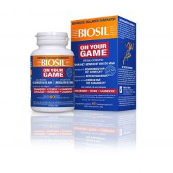 Biosil On your game Capsules 60 stuks